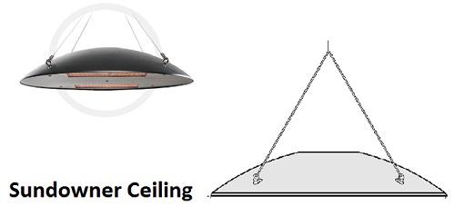 Sundowner Ceiling