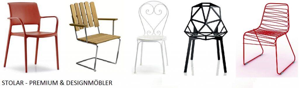 Stolar premium & designmöbler